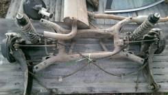 Задняя подвеска в сборе на ММС Ланцер Х