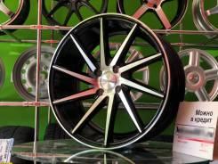 Новые литые диски vossen cvt R18 4/100 bfp 561