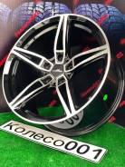Новые разноширокие диски на BMW AC Schnizer-7323 R18 5/120