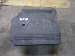 Защита двигателя пластиковая. Chery Tiggo 481FC, 484F, 4G63, 4G64, SQR481F
