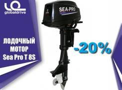 2х-тактный лодочный мотор Sea Pro Т 8S