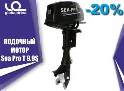 2х-тактный лодочный мотор Sea Pro T 9.9S