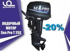 2х-тактный лодочный мотор Sea Pro Т 25S