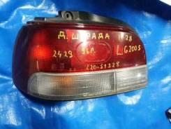 Задний фонарь. Daihatsu Charade
