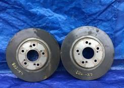 Диск тормозной. Acura MDX, YD1 Honda: Accord, MR-V, Odyssey, Saber, Pilot, Inspire, Lagreat, MDX J35A3, J35A4, J35A5, J35Z2, K24Z3, J35A6, J35A9, J35A...