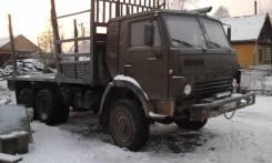 КамАЗ 43105, 1989