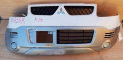Бампер Mitsubishi EK-Active, передний