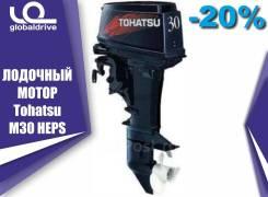 Лодочный мотор Tohatsu M 30 Н EPS 2т. Гар-я 5 лет. Пр-во Япония