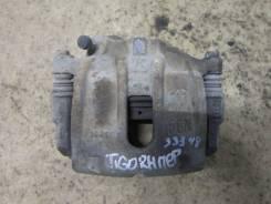 Суппорт тормозной передний правый Chery Vortex Tingo 2010-2014; Tiggo
