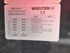 Wielton. NW 3 (NW 3 S 30 HP самосвальный полукруглый 30 м3) ССУ1200 б/У