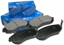 Колодки тормозные, передние (с антискрипной пластиной) Nissan