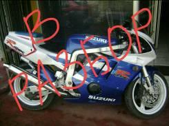 Мотоцикл сузуки в разбор