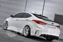 Тюнинг-обвес «M&S Full Body Kit» для Hyundai Elanta (Avante md) YY