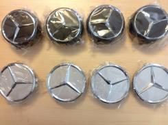 Наклейка на колпак. Mercedes-Benz: GLK-Class, S-Class, GL-Class, G-Class, M-Class, B-Class, R-Class, CLC-Class, CL-Class, GLS-Class, E-Class, GLA-Clas...