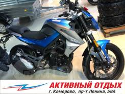 Cfmoto 150 NK, 2017