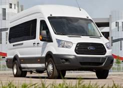 Ford Transit Shuttle Bus. 2,2L TDi 136HP M6, 17 мест, В кредит, лизинг