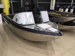 Моторная лодка Тактика-390 в Томске.