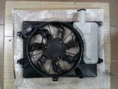 Диффузор радиатора Hyundai/Kia