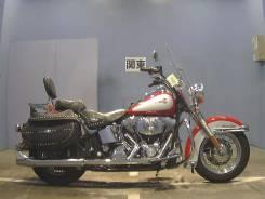 Harley-Davidson Heritage Softail Classic FLSTC, 2002