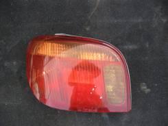 Стоп левый Toyota Vitz 2000 год SCP10