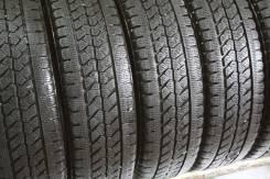Bridgestone Blizzak W979. зимние, без шипов, 2014 год, б/у, износ 5%