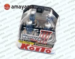Лампа высокотемпературная Whitebeam Premium, комплект H4 12V 60/5 KOITO [P0744W]