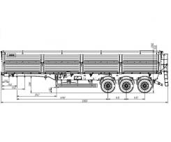 Амкар. 9576-31FS автомастер самосвальный, 26 000кг. Под заказ