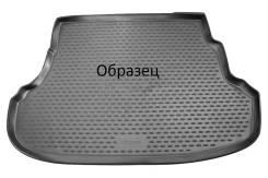 Коврик в багажник Uaz Patriot (3163) 08/2005-2014, внед. (полиуретан, серый)