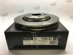 Тормозной диск K000120 Miles