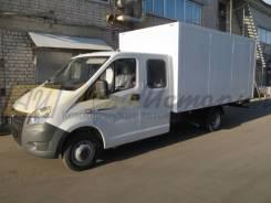ГАЗ ГАЗель Next. Газель некст фермер с изотермическим фургоном 4,2 м, 2 700куб. см., 1 500кг., 4x2
