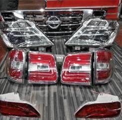 Рестайлинг комплект Nissan Patrol y62 (патрол из 2011 в 2015) SUV, VK5