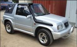 Шноркель. Suzuki Escudo Suzuki Vitara