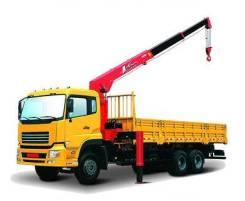 Услуги грузовика с манипулятором