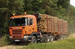 Грузоперевозки круглого леса, пиломатериалов, труб
