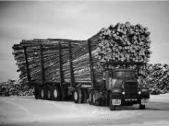 Услуги / Аренда лесовоза.