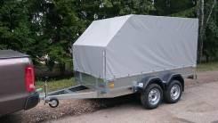 Прицеп 2-осный ССТ-11 Супер кузов 350х150