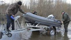 Прицеп для лодок до 3.8м ССТ-13 Супер самосвал