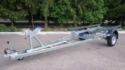 Прицеп для лодок до 5.1м ССТ-15 Супер самосвал для мелководья