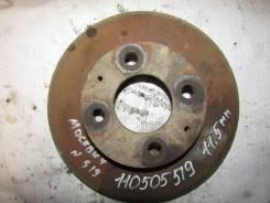 Диск тормозной передний не вентилируемый Moskvich 2141