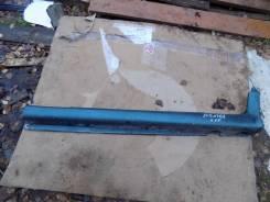 Накладка на порог (наружная) VAZ Lada 2114
