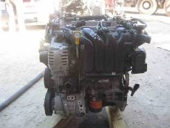 Двигатель(ДВС) 1.6б G4FC, G4FD в сборе (столбик) без навесного (б/у) Kia Pride - Rio 3 (UB) 2011-2017