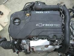 Двигатель(ДВС) в сборе с навесным, комплектный 1.5б (б/у) Chevrolet Malibu 2016-