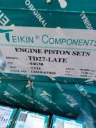 Поршни (к-кт 4 шт. ) стандартные Nissan TD27, Teikin