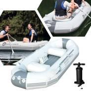 Трехместная надувная лодка, 291x137x46