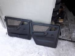 Обшивка дверей ГАЗ 3110