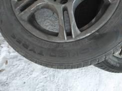 Диск колеса в сборе с шиной R15 Renault Megane 3 Fluence