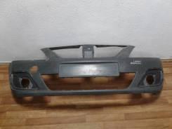 Бампер передний Lada Largus (мал. трещина) oem 8450000244 [333868339]
