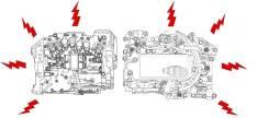 Тюнинг гидроблок для АКПП Subaru 5EAT поколений 04+ и 08+