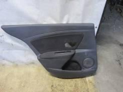 Обшивка двери задней левой Renault Fluence 2010-2017 (Механика)