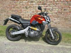 Yamaha MT-03, 2007